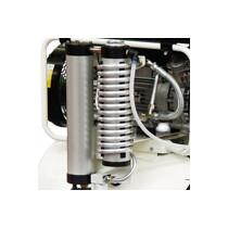 Die verbrauten Adsorptionstrockner haben keine Spülluftverluste, somit sind sie äußerst effizient und garantieren trockene Luft